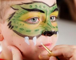 Hyatt Place face painting